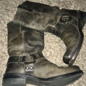 Frye men's size 10 boots